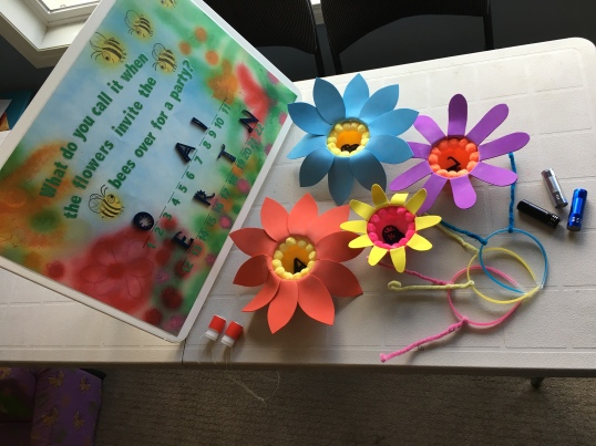 This one-of-a-kind game will teach your students about pollination and insect senses.